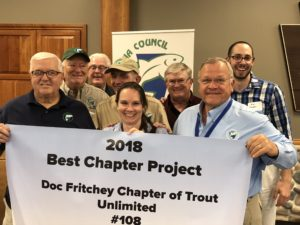 DFTU Wins Big With Best Chapter Project Award From PATU