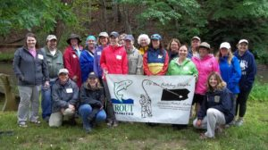 2018 Women's Fly Fishing Day: Nailed It … Despite the Rain!