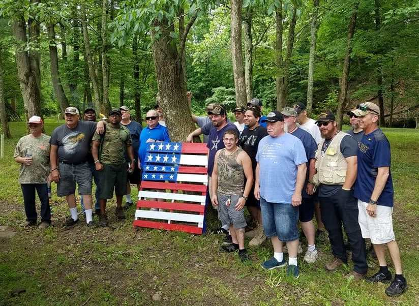 """You are currently viewing 2019 """"Home Waters"""" Veterans Event Recap"""
