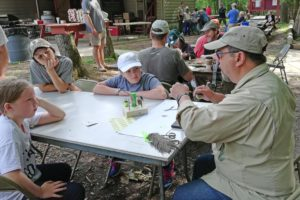 Read more about the article Volunteers Help Out at DCAC Youth Field Day