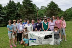 2019 Women's Introduction to Fly Fishing Event Recap