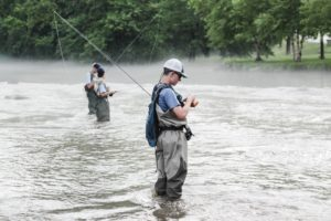 Read more about the article Rivers Conservation and Fly Fishing Youth Camp to Accept Early Applications