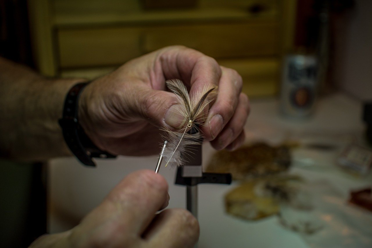 Fly Tying Classes Return this Winter