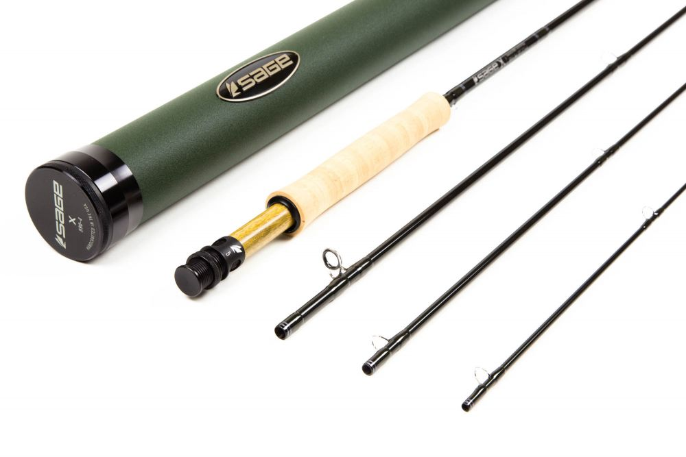 Sage X Rod Donated to Annual Banquet