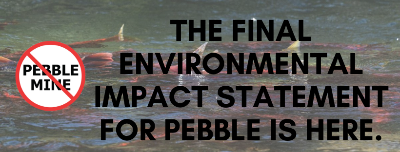 The final environmental impact statement for Pebble is here.