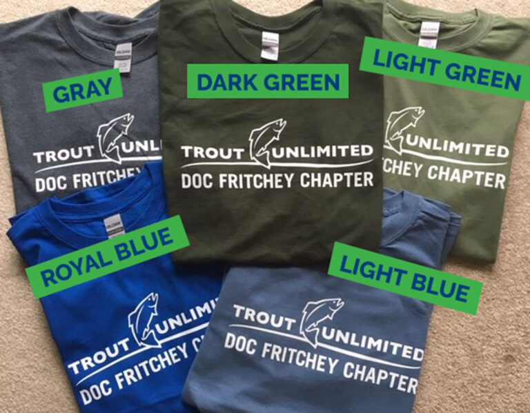Doc Fritchey T-Shirts Now Available
