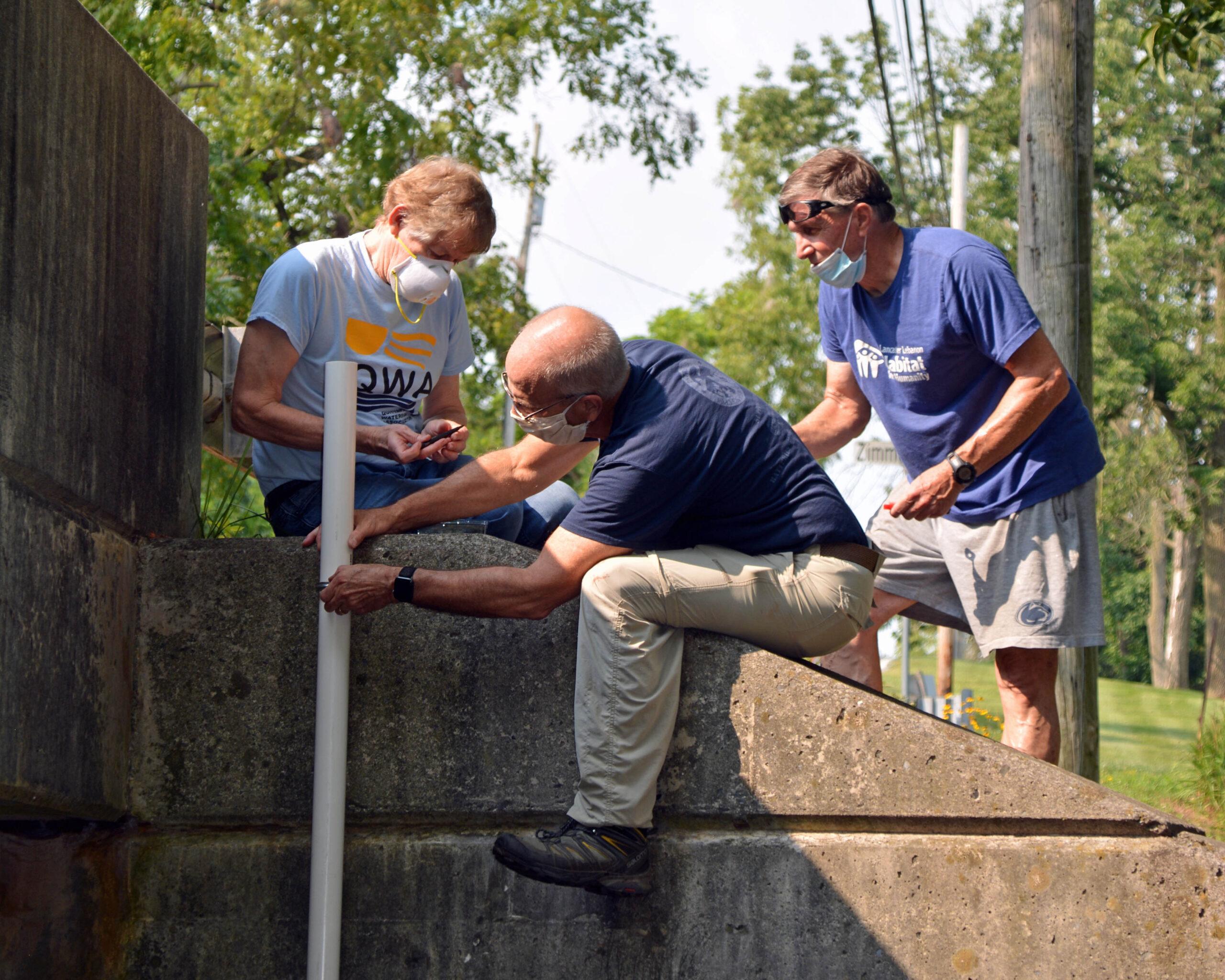Quittapahilla Water Monitoring Program