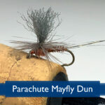 Tying the Parachute Mayfly Dun with Rich DiStanislao