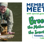April Membership Meeting will Feature Special Guest Greg Hoover