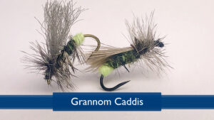 Read more about the article Tying the Grannom Caddis with Rich DiStanislao